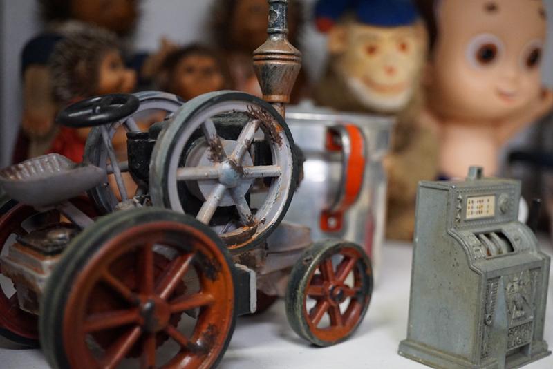 Antiquitäten Ladenlokal Trödelladen